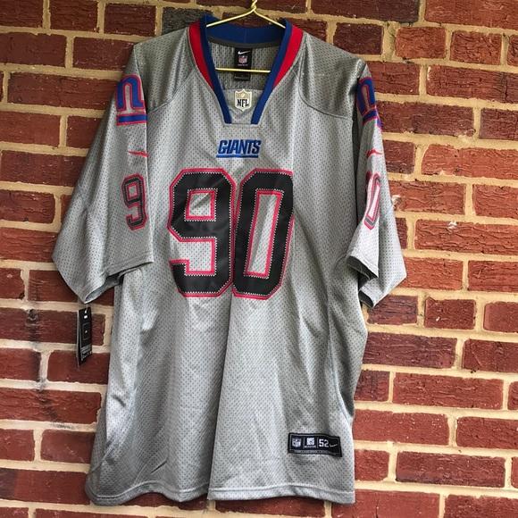 NWT NIKE New York Giants rare Pierre Paul jersey
